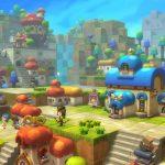 Прелестная массовая многопользовательская онлайн-игра MapleStory 2 стартует еще до официального релиза в октябре