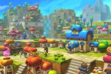 Прелестная массовая многопользовательская онлайн-игра MapleStory2 стартует еще до официального релиза в октябре