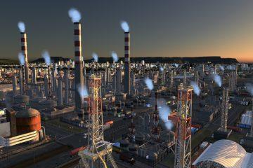 Промышленность - главная тема обновления Cities: Skylines