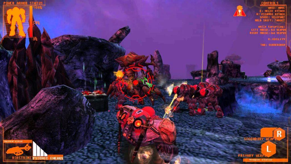 Psionic Warfare: Total Destruction и Starcraft: Immersive Roleplaying позволяют сыграть в StarCraft 2 от третьего лица