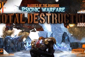 Psionic Warfare: Total Destruction и Starcraft: Immersive Roleplaying позволят сыграть в StarCraft 2 от третьего лица