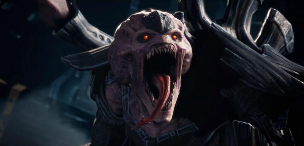 Разрушающий Space Hulk вознамерился погубить планету