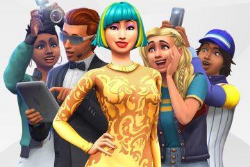 С расширением The Sims 4: Путь к славе ваши персонажи станут звездами