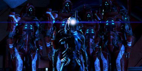 Тёмная энергия - концовкаMass Effect 3