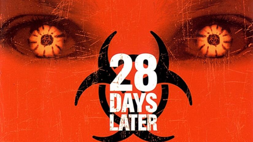 Тема «28 дней спустя»