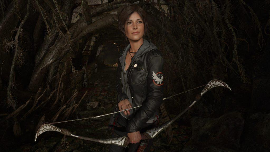 Появился первый мод для Shadow of the Tomb Raider, добавляющий один новый Черный костюм