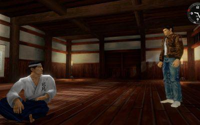 Shenmue: секретные воспоминания в додзе