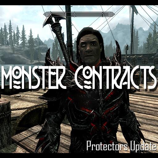 Будучи вдохновленным The Witcher 3, моддер добавляет контракты на чудовищ в Skyrim