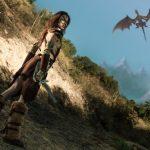 Время охотиться на драконов: изумительный косплей Эйлы Охотницы