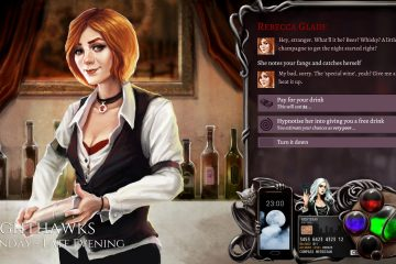 Создатели новой игры RPG про вампиров Nighthawks сумели добиться финансирования