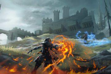 Spellbreak это игра в жанре королевской битвы с элементами магии и огромными взрывами