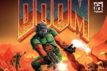 Сумасшедший волшебник сделал Doom похожим на дизайн обложки