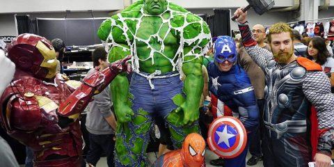 25 Супергероев, которых невозможно косплеить