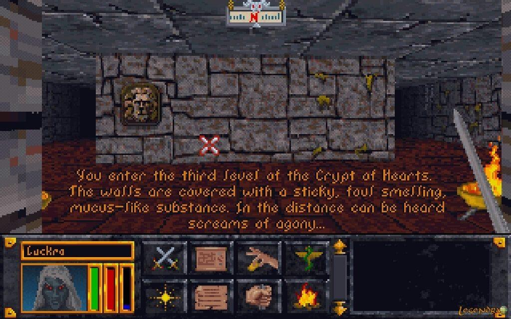 Эволюция серии игр The Elder Scrolls