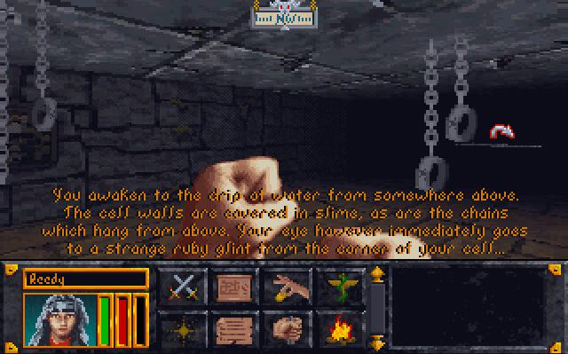 The Elder Scrolls: Arena (1994)