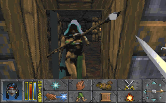 The Elder Scrolls: Daggerfall (1996)