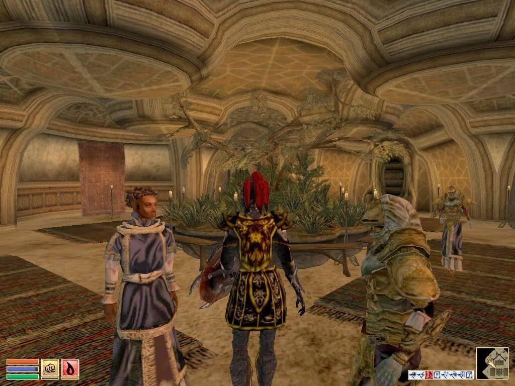The Elder Scrolls III: Morrowind (2002)