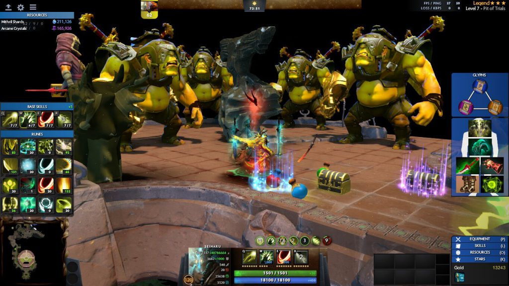 Roshpit Champions: борьба за выживание в Dota 2