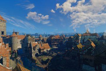 Мод Next Generation LOD для The Witcher 3 повышает детализацию объектов и зданий на фоне