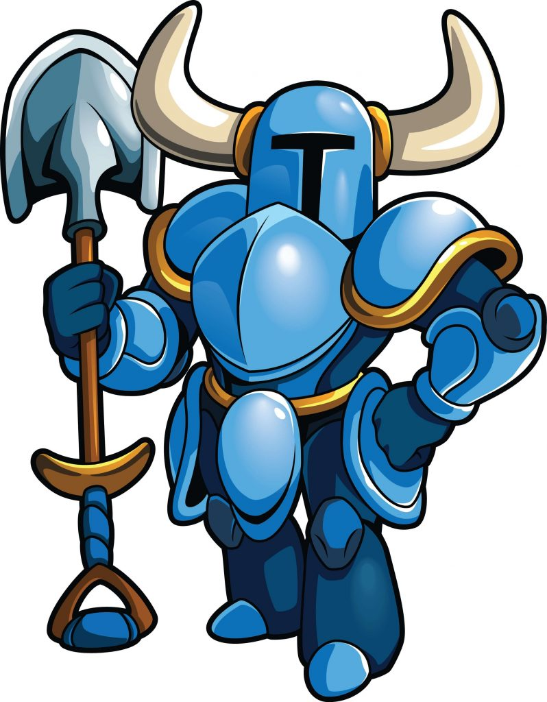 Shovel Knight в Shovel Knight