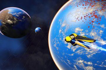 В последнем обновлении Man's Sky основное внимание уделяется «модернизации и расширению» планетарного экзократа