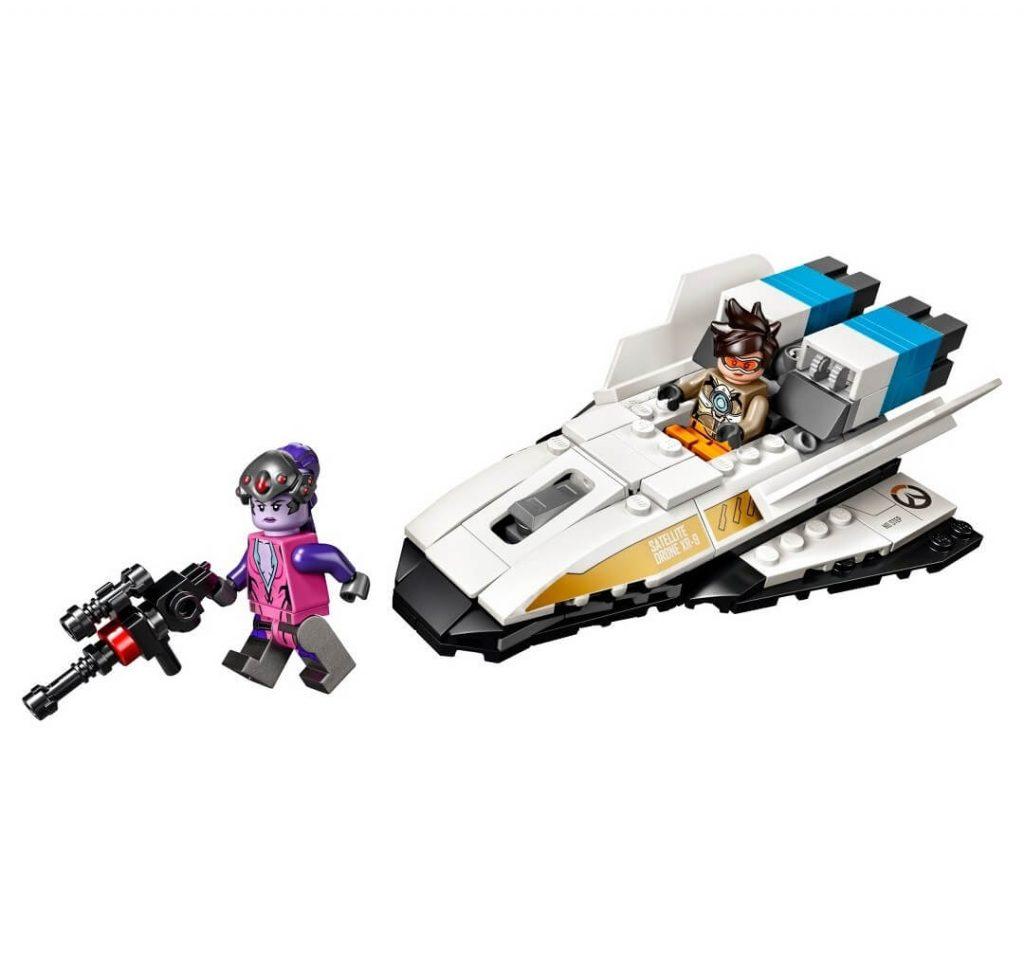 В сети появились наборы Lego посвященные Overwatch