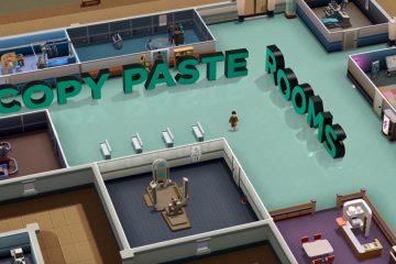В Two Point Hospital добавят режим песочницы и контент к Хэллоуину