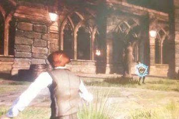 Видео, на котором показывают возможно новую RPG по Гарри Поттеру, слили в сеть