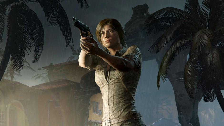 Вы больше не сможете сравнивать Tomb Raider с Uncharted