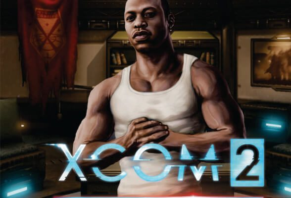 Потрясающий мод для XCOM 2 добавляет 929 реплик Си-Джея из GTA San Andreas