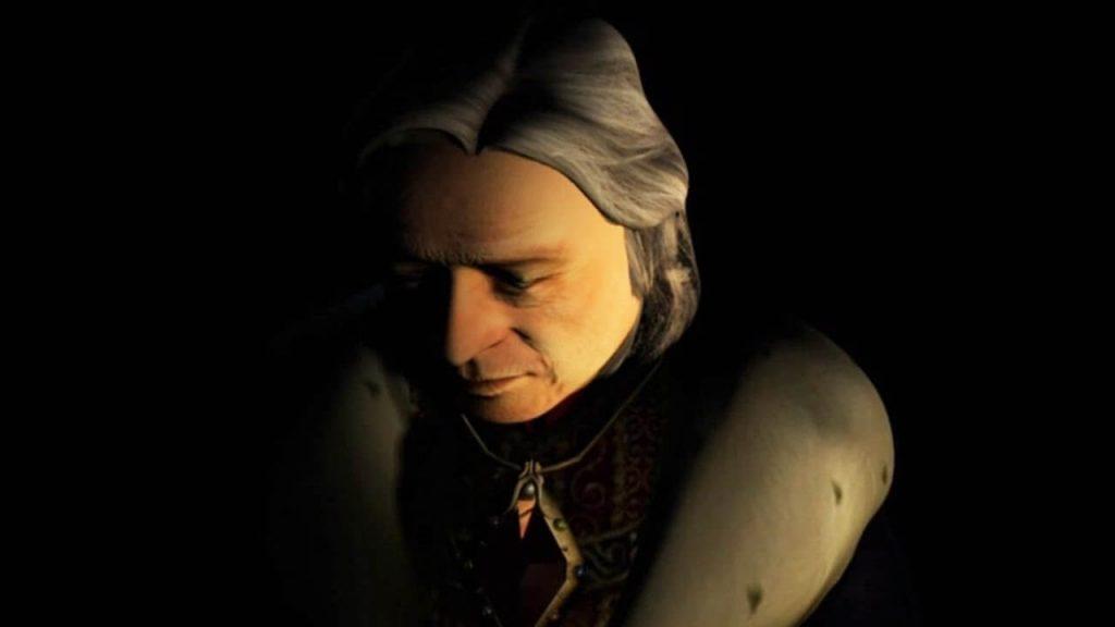 Уриэль Септим не был Драконорожденным, хотя драконья кровь в нём присутствовала