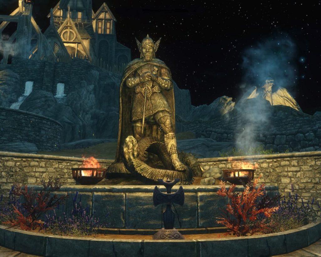 Талос – первый в мире персонаж, который смог пользоваться драконьими криками