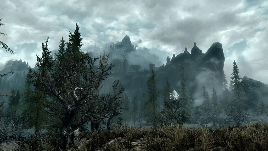 Серия игр называется Скайримом, а новая часть – Скайрим 2 или Скайрим 6