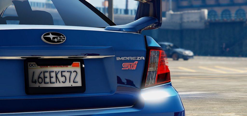 Мод для Grand Theft Auto V, который добавляет множество реальных машин