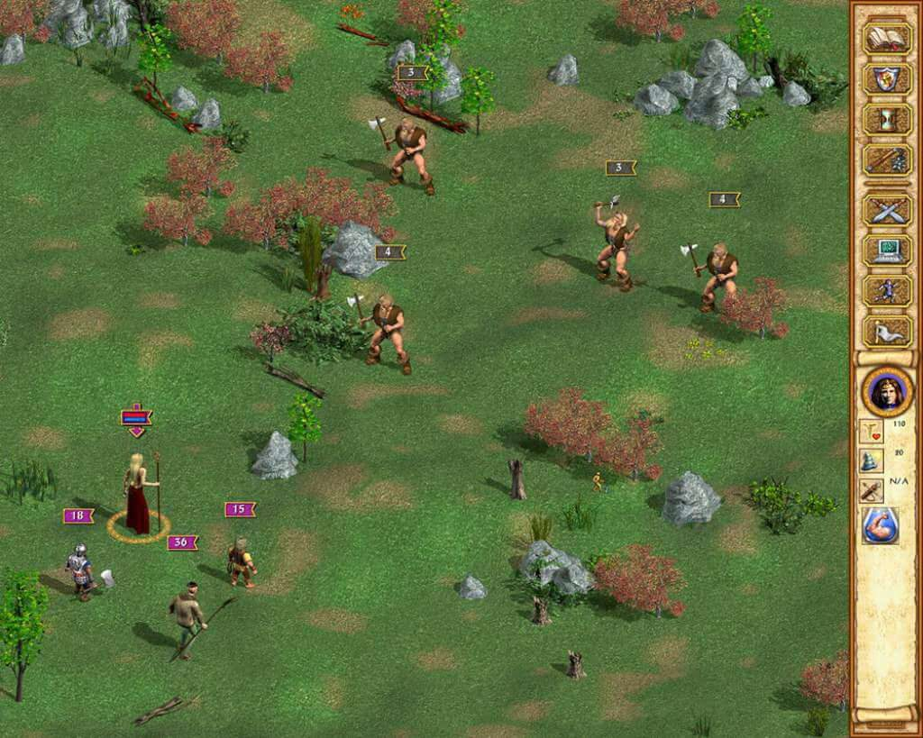 Ретроспектива Heroes of Might and Magic