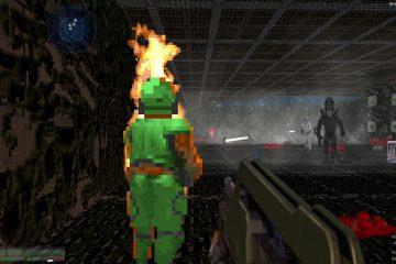 Доступна первая бета-версия мода Alien: Trilogy для GZDoom