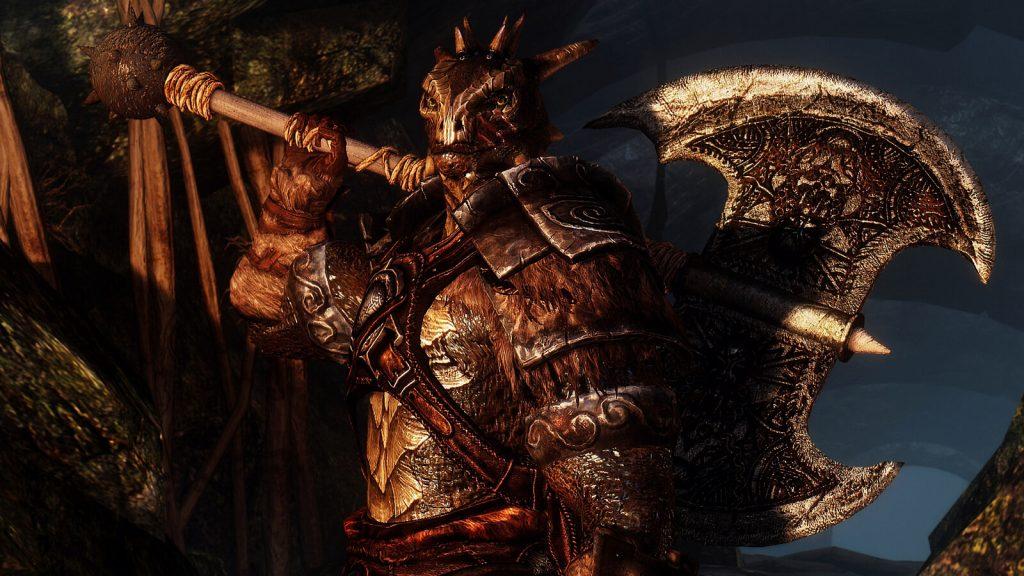 The Elder Scrolls —Аргониане Тамриэля