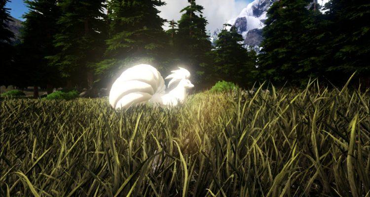 Мод для Ark: Survival Evolved заменяет динозавров на покемонов