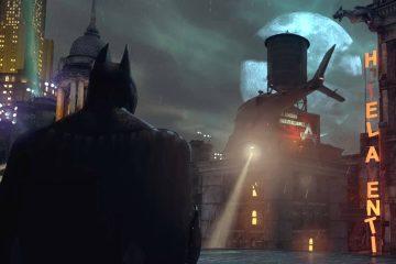 Batman: Arkham City - новый мод добавляет глобальное освещение, улучшает ambient occlusion и текстуры