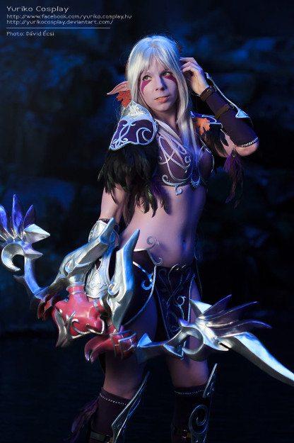 Косплей дня: косплей Звёздного дитя из Warcraft