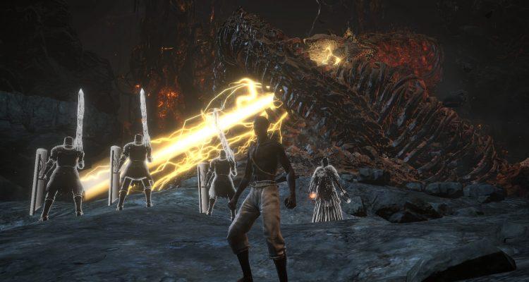 """Мод Dark Souls 3 """"Enemy Onslaught"""" дублирует всех врагов, в том числе боссов"""