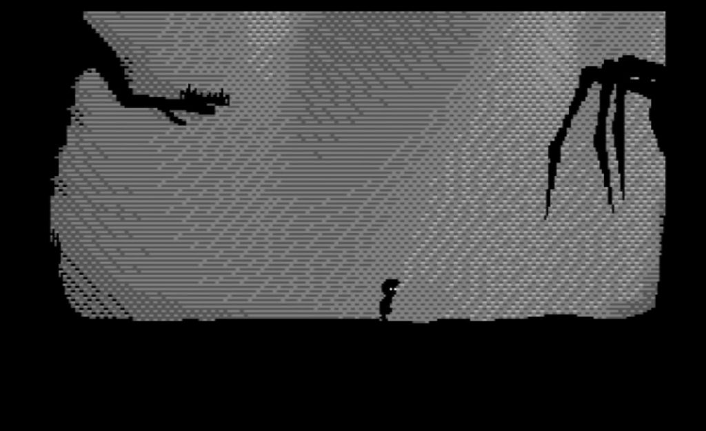 Демейк Limbo на Commodore 64 выглядит невероятно