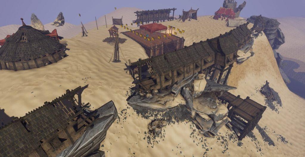 Мод для Divinity: Original Sin 2 добавит новый мир, механику и систему стратегии в реальном времени