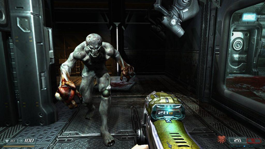 Мод Doom 3 BFG Hi Def добавляет многополигональные модели, улучшенные текстуры и мягкие тени