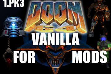 Моды для DOOM 64 могут работать в Doom 1 и 2