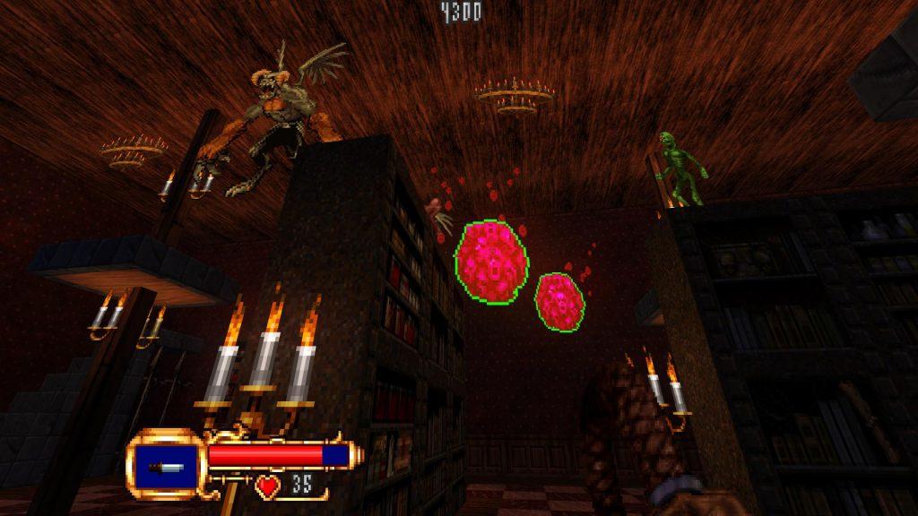 Преобразующий мод Castlevania для GZDOOM доступен для загрузки