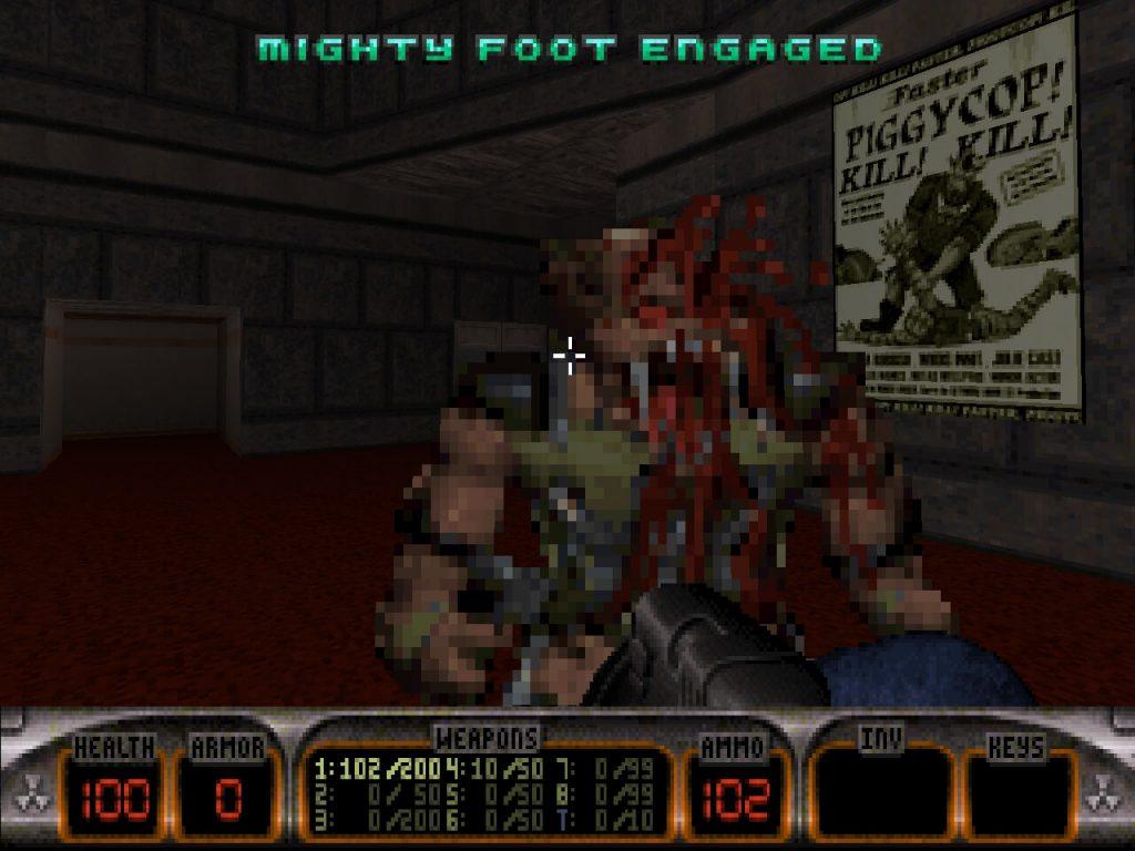 Благодаря новому моду PlayStation версия Duke Nukem: Total Meltdown стала доступна на ПК