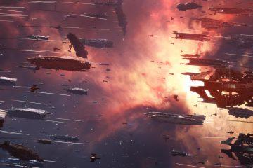 EVE Online или история о том, как искусственный интеллект развязал войну и победил в ней