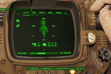 Модификация добавляет механику вечной смерти в Fallout 4