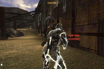 Мод добавляет в Fallout: New Vegas нанокостюм из Crysis со всеми его функциональными возможностями